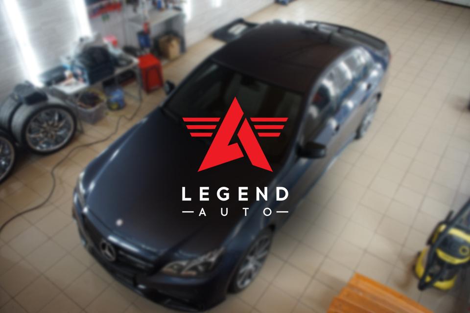 Автозвук — Mercedes E63s AMG